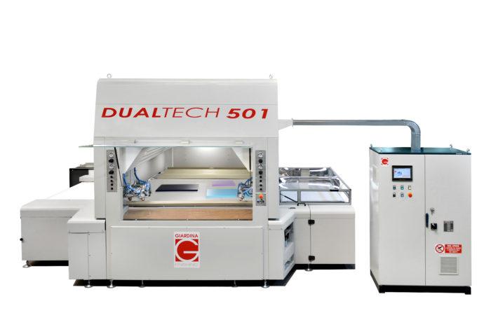 Dualtech 501 giardina IMTechnology