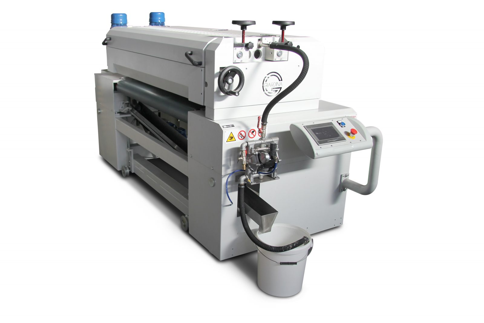 Enkele walsmachine IMTechnology
