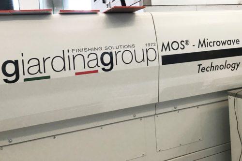Microgolf droogsysteem MOS IMTechnology