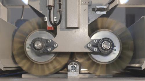 Borstelschuurmachine imtechnology IMTechnology