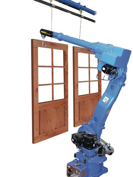WINSIX robot doors Imtechnology