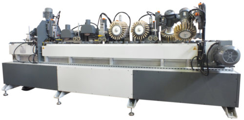 PROFILE SANDING MACHINE imtechnology