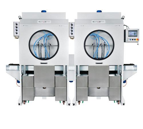 Profielspuitautomaat 1VE IMtechnology