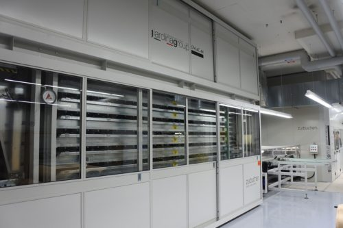 GVC_72 vertical oven IMTechnology