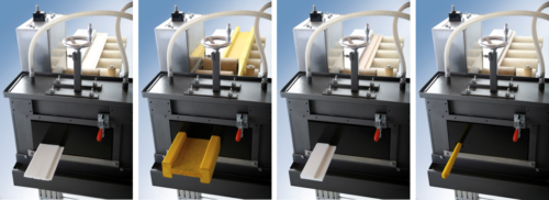 Vacuümcoater Schiele IMTechnology