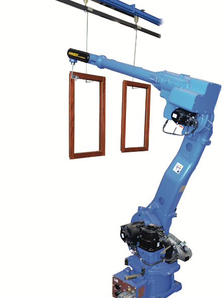 winsix Windows spuitrobot IMTechnology